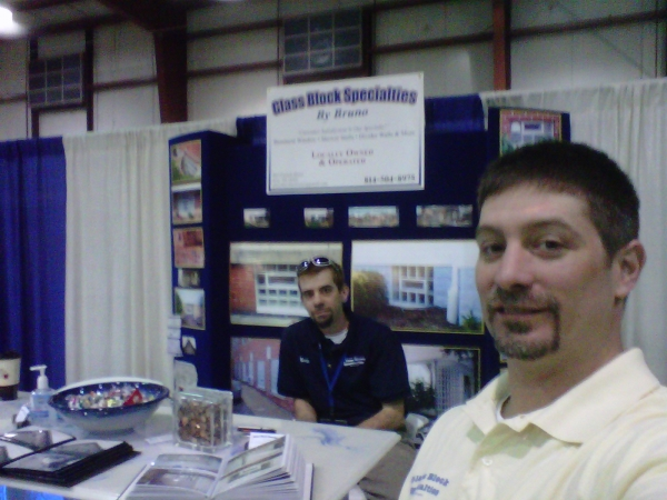 Lou and Kevin 2010 Home show